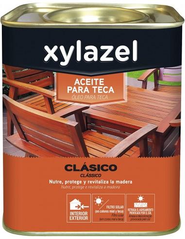 Aceite para Teca Clásico - Xylazel