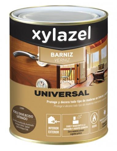 Barniz Universal Satinado - Xylazel
