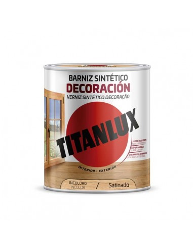 Barniz sintético - Titanlux Decoración
