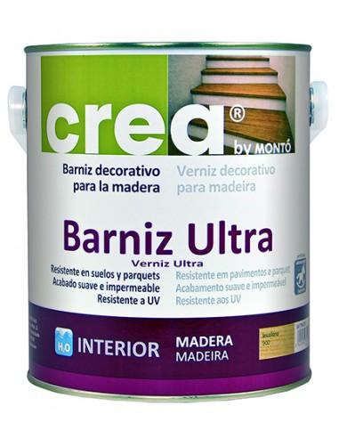 Crea Barniz Ultra satinado - Montó