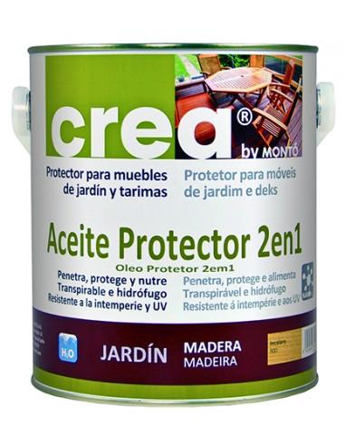 Crea Aceite Protector 2 en 1 - Montó